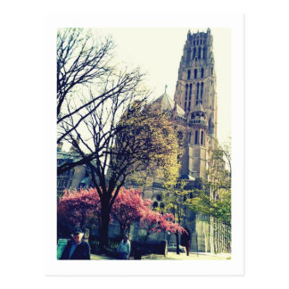 The Riverside Church Post Card