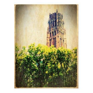 The Riverside Church Tower Postcard