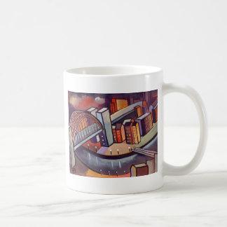THE RIVERSIDE COFFEE MUG