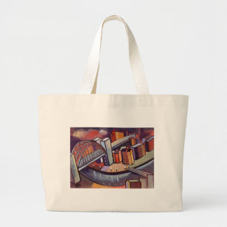 THE RIVERSIDE LARGE TOTE BAG