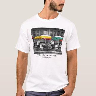 The Riverwalk in San Antonio, Texas T-Shirt
