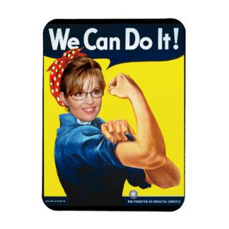 The Riveting Sarah Palin! Magnet