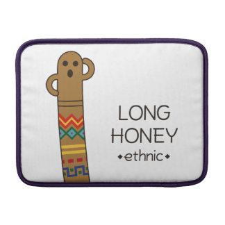 < The ro it is the gu range - (ethnic) > Long MacBook Sleeve