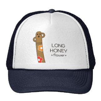< The ro it is the gu range - (flower) > Long HANI Trucker Hat