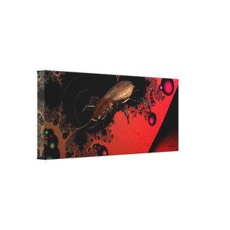 The Roach Canvas Print