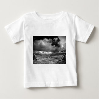 The road ahead baby T-Shirt