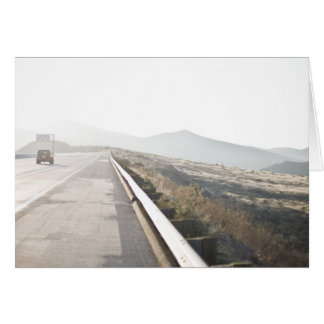 The Road Ahead Card