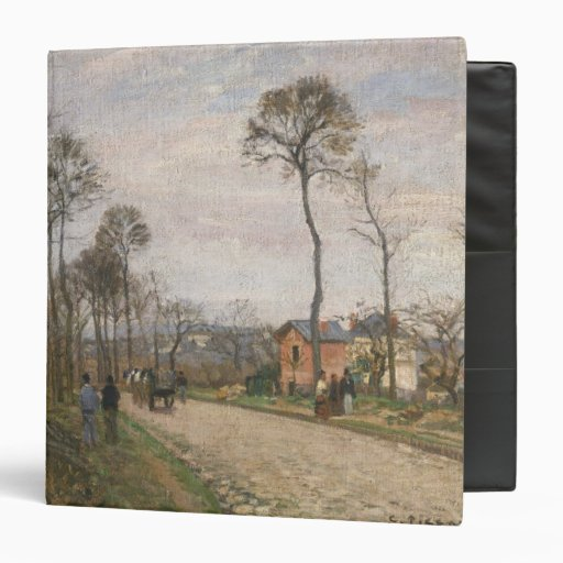 The Road from Louveciennes, 1870 Binder