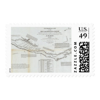 The Road From Missouri to Oregon 3 Postage
