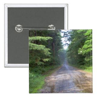 The Road Home 2 Inch Square Button