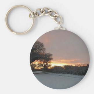 The Road Home. . . Basic Round Button Keychain