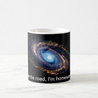 The Road Home. Universe, Galaxy Science Fiction Coffee Mug