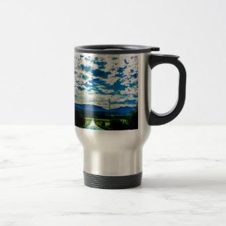 """The Road Less Traveled"" Travel Mug"