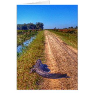 The Road Less Travelled - Card