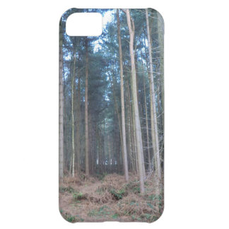 The Road Less Travelled Through Delamere Forest iPhone 5C Cases