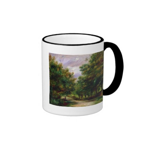 The road near Cagnes, 1905 Ringer Coffee Mug