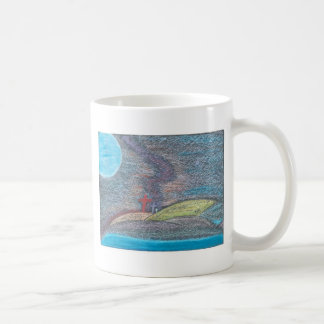 The Road Not Taken or The Road Less Traveled Coffee Mug