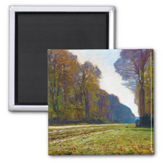 The Road of Chailly Claude Monet cool, old, master Refrigerator Magnet