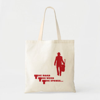 The road The weed The stones (guitarist) Tote Bag
