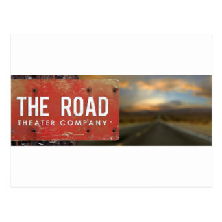 The Road Theater Company Postcard