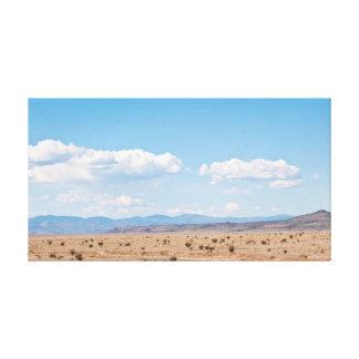 The road to Albuquerque Gallery Wrap Canvas