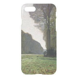 The Road to Bas-Breau, Fontainebleau , c.1865 iPhone 7 Case