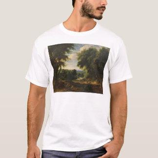 The Road to Boitsfort from Auderghem T-Shirt