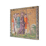 The Road to Calvary Canvas Prints