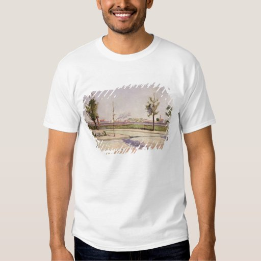 The Road to Gennevilliers, 1883 T-Shirt
