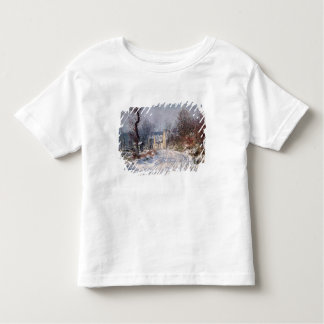 The Road to Giverny, Winter, 1885 Toddler T-shirt