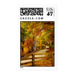 The Road to Home Postage Stamp