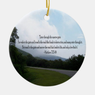 The Road to Life Christmas Ornaments
