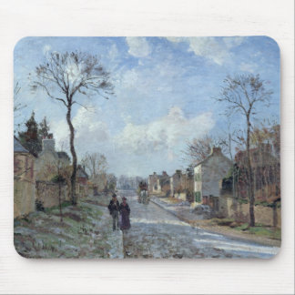 The Road to Louveciennes, 1872 Mouse Pad