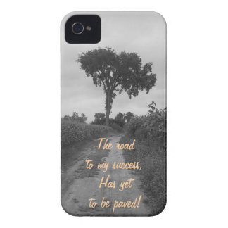 The Road To My Success iPhone 4 Case