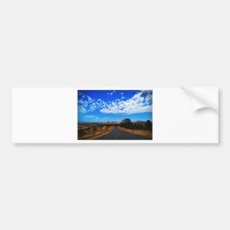 The Road To Nowhere Bumper Sticker