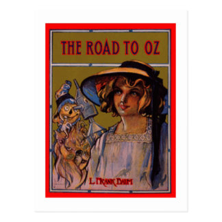 The Road To Oz Post Cards