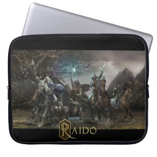 The Road to Ragnarok 15-inch Laptop Sleeve