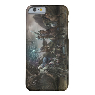 The Road to Ragnarok iPhone Case