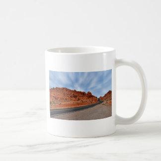 The Road To Salvation Coffee Mug