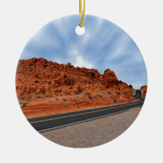 The Road To Salvation Ornaments