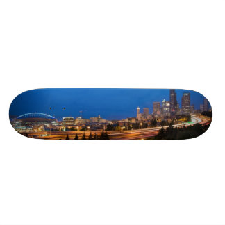 The road to Seattle Skateboard