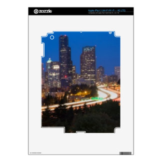 The road to Seattle Skin For iPad 3