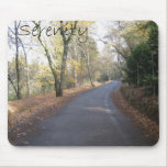 The road to serenity mousepad