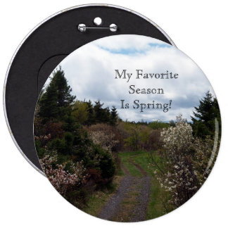 The Road To Spring Button