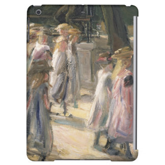 The Road to the school at Edam iPad Air Case