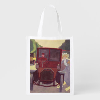 The Road with Acacias, 1908 Market Tote
