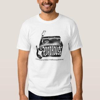 The Roadhouse Guitar Logo Tee Shirt