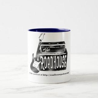The Roadhouse Two-Tone Mug
