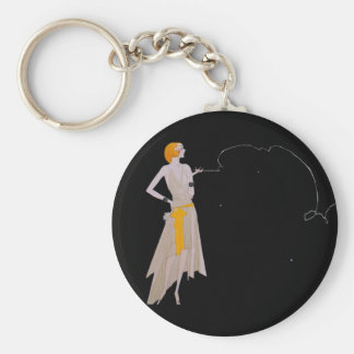 The Roaring 20's Keychain
