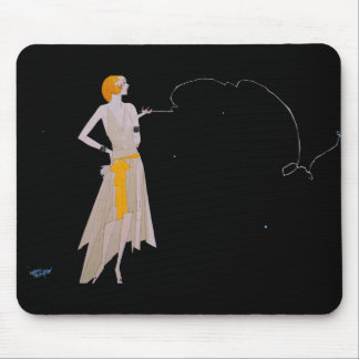 The Roaring 20's Mouse Pad
